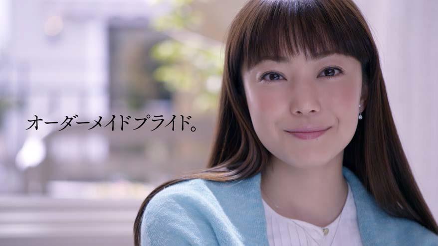 イメージキャラの菅野美穂