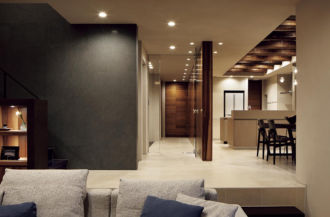三井ホームのおしゃれな内装